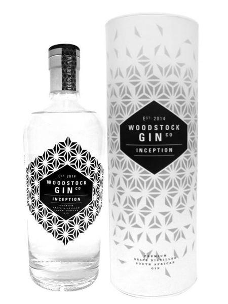 Woodstock Inception Grape Destilled Gin
