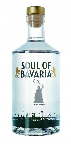 Soul of Bavaria Gin 0,05l