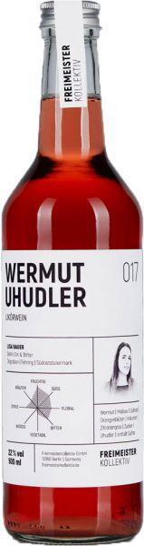 Freimeister Kollektiv Wermut Uhudler