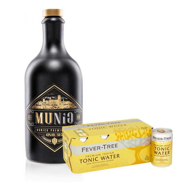 Munig Premium Gin Tonic Set