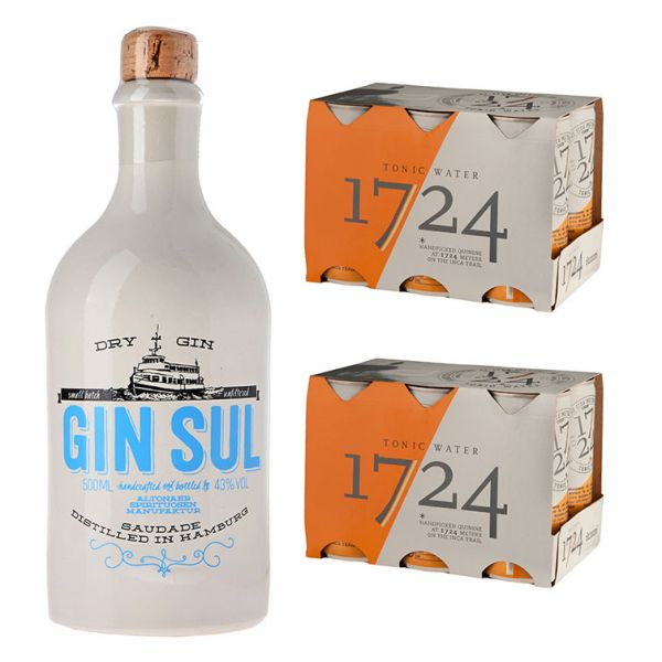 Gin Sul & 1724 Tonic Set