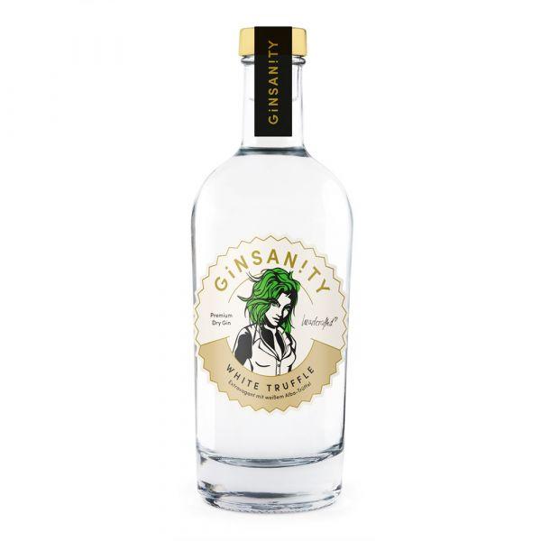 Ginsanity White Truffle Gin