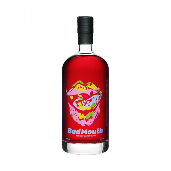 Bad Mouth Rosé Vermouth