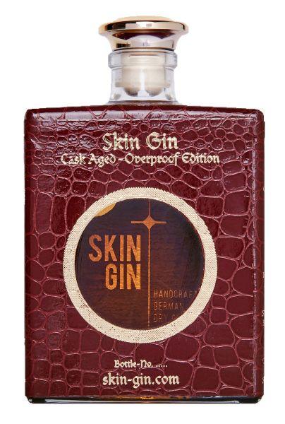 Skin Gin Cask Edition (Overproof)