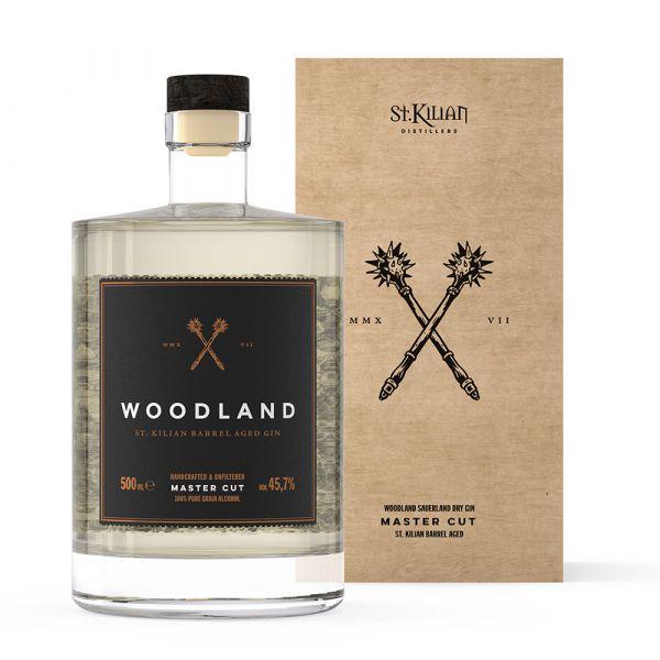 Woodland Sauerland Gin Master Cut