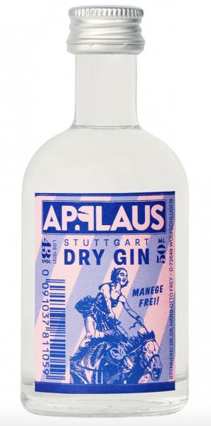 Applaus Stuttgart Dry Gin 0,05l