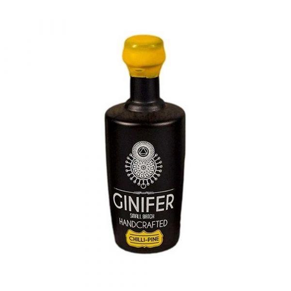 Ginifer Chilli-Pine Gin 0,05l