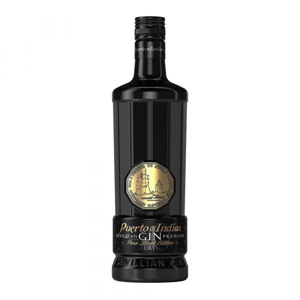 Puerto de Indias Gin Pure Black Edition