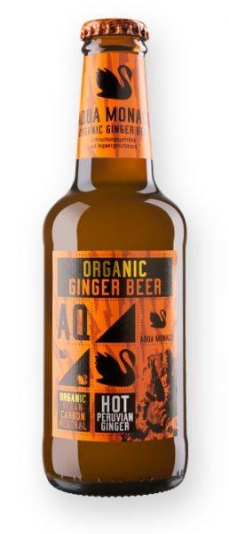 Aqua Monaco Organic Ginger Beer