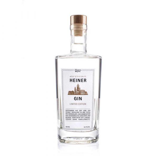 Heiner Gin Limited Edition