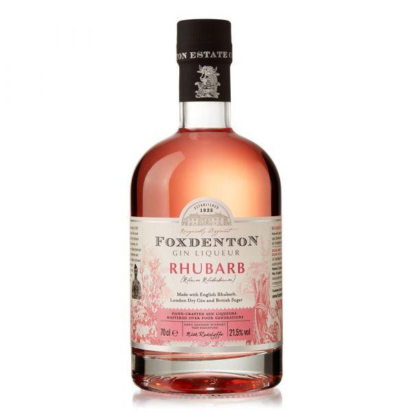 Foxdenton Rhubarb Liqueur