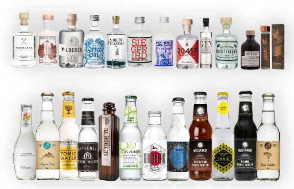 Gin & Tonic Tasting Set