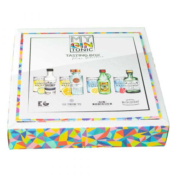 MGT Gin Tasting Prime Selection BOX