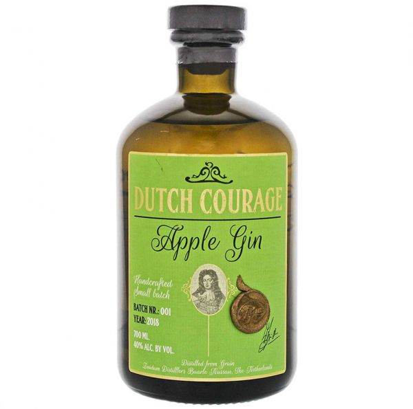 Zuidam Dutch Apple Gin