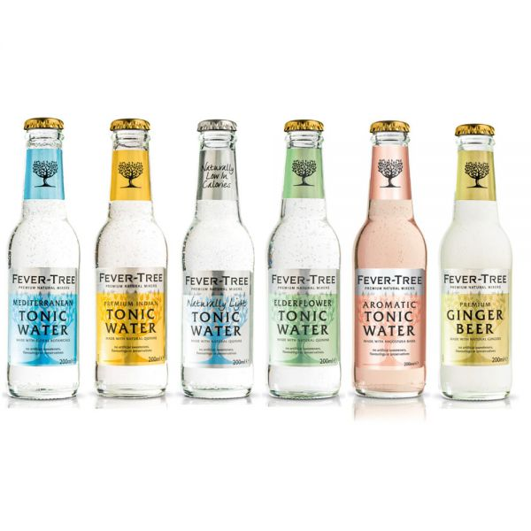 Fever Tree Tonic Water Set