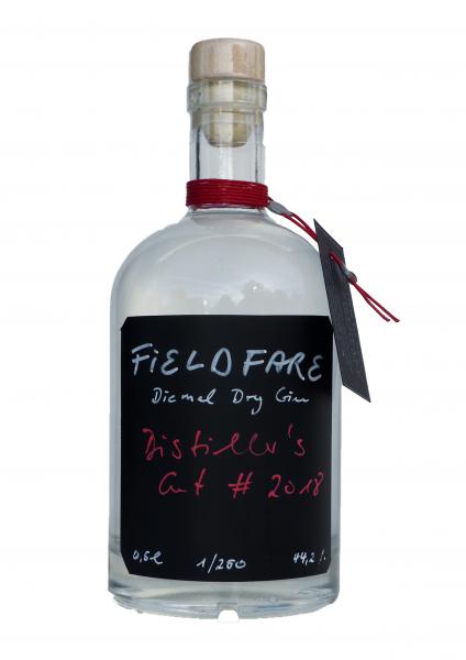 Fieldfare Diemel Dry Gin Distiller Cut 2018
