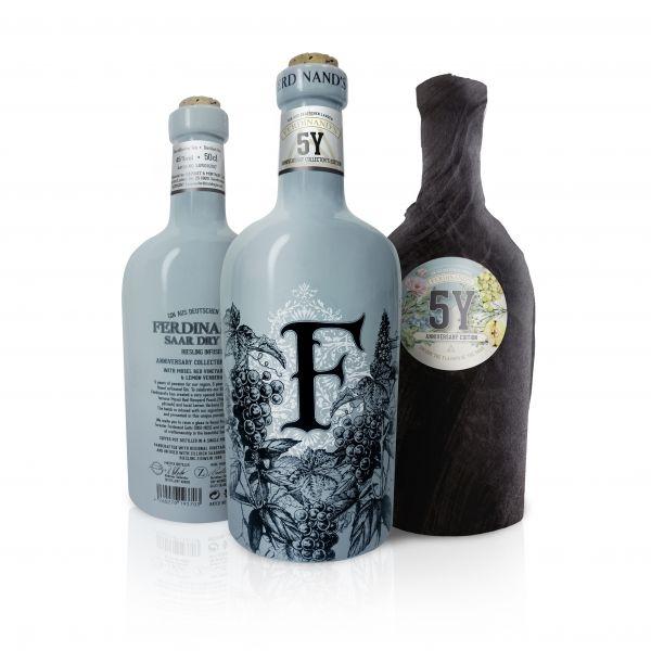 Ferdinand Saar Gin 5th Anniversary Edition