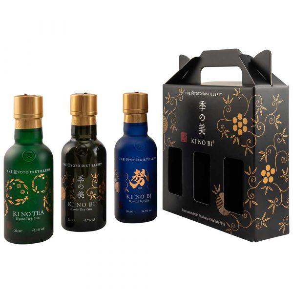 KI NO BI Kyoto Gin Set