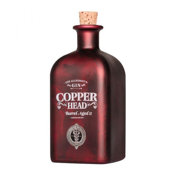 Copperhead Barrel Aged II Gin