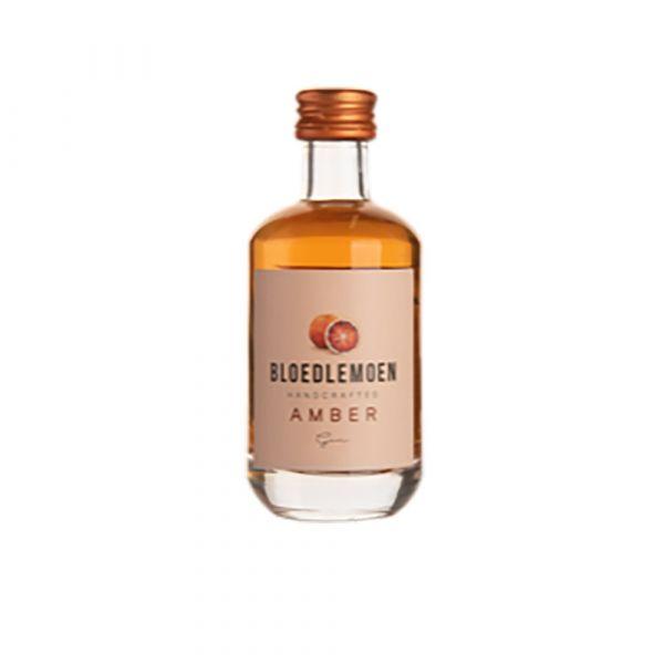 Bloedlemoen Amber Gin 0,05l