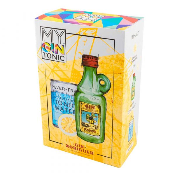 MGT Xoriguer Gin & Tonic Set