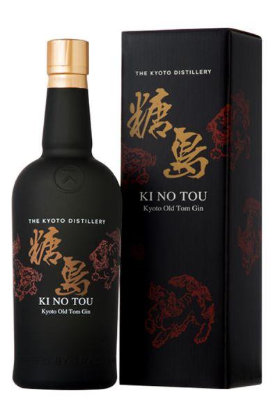 KI NO TOU Kyoto Old Tom Gin