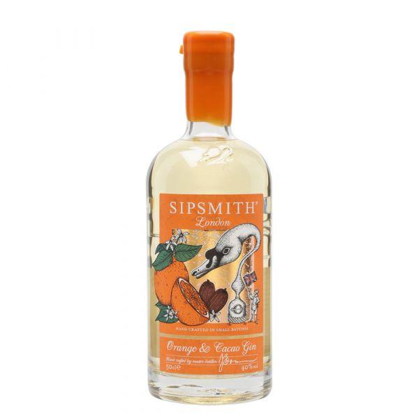 Sipsmith Orange & Cacao Gin