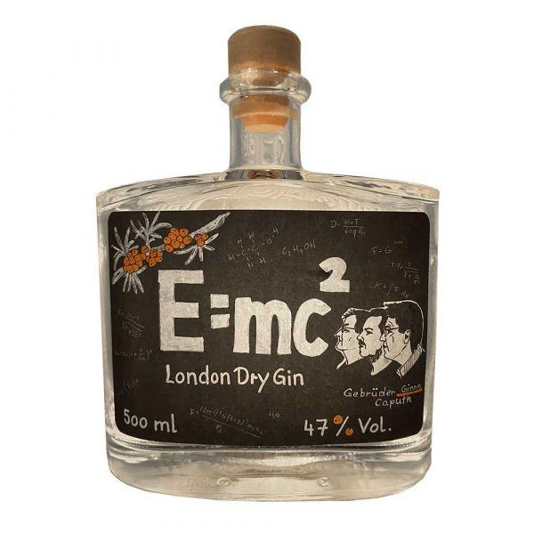 E=MC² London Dry Gin