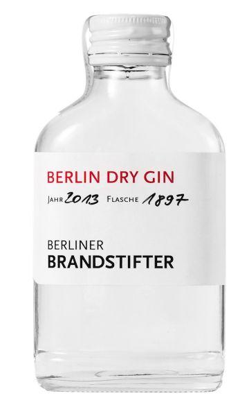 Berliner Brandstifter Gin 0,1l