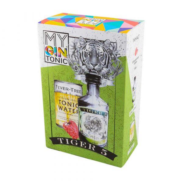 MTM Tiger 5 Gin & Tonic Set