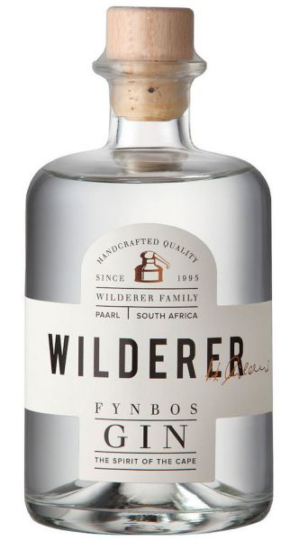 Wilderer Fynbos Gin 1l