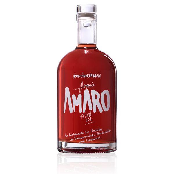 #Anständigtrinken Amaro