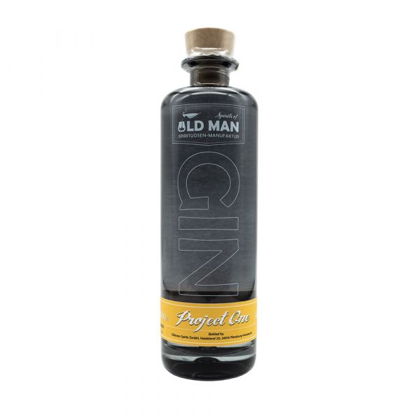 Old Man Project One Gin