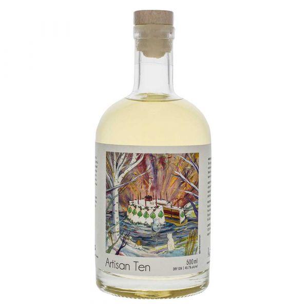 Hernö Artisan Ten Gin Limited 2021