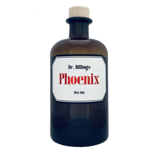 Dr. Billings Phoenix Dry Gin