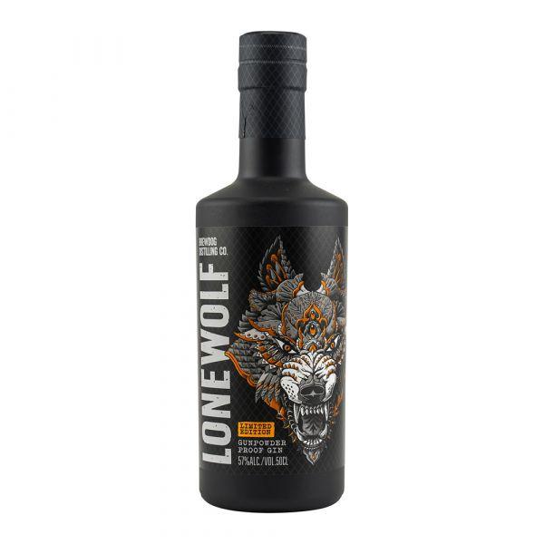 Lonewolf Gunpowder Proof Gin