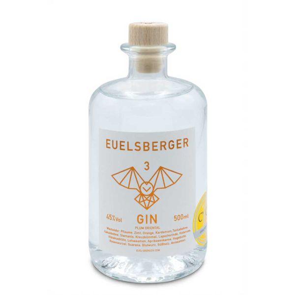 Euelsberger Gin 3 Plum Oriental