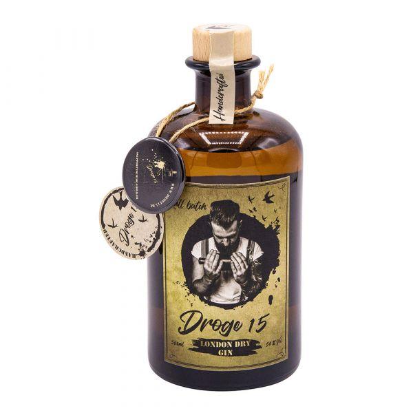 Droge 15 Gin