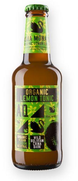 Aqua Monaco Organic Lemon Tonic
