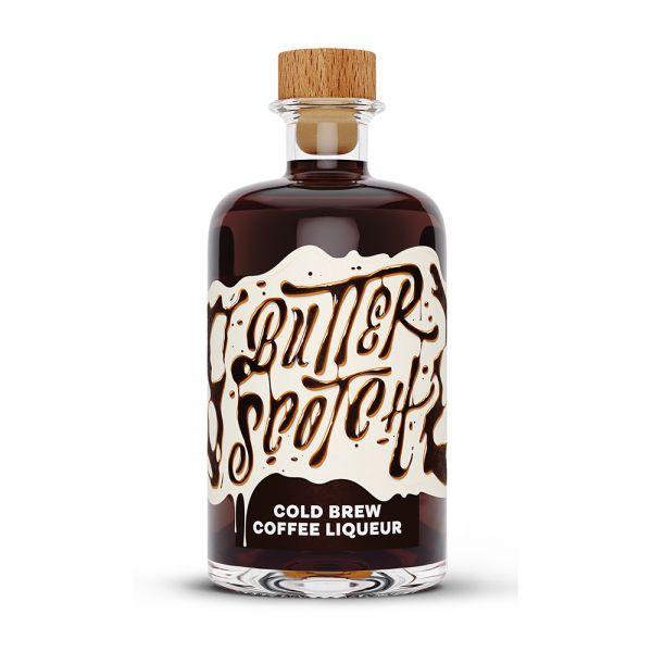 Cold Brew Coffee Liqueur Butterscotch