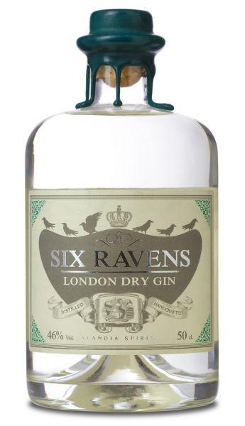 Six Ravens London Dry Gin