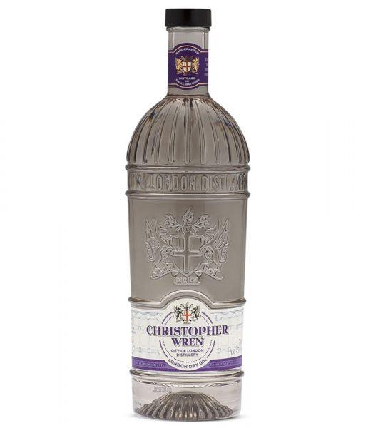 City of London Christopher Wren Gin
