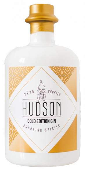 Hudson Gin Gold Edition