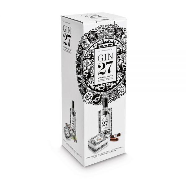 Gin 27 Appenzeller Premium