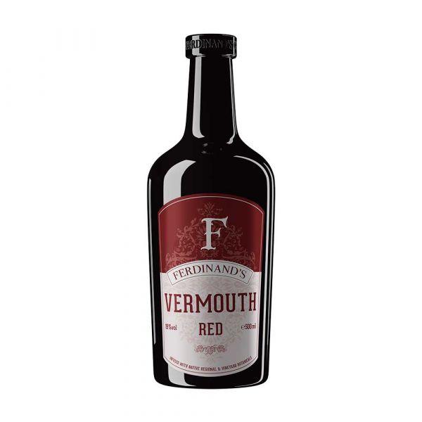 Ferdinand Saar Red Vermouth