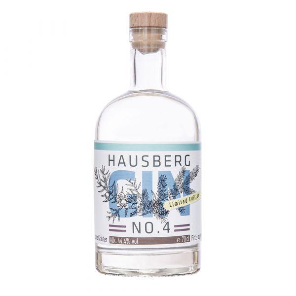 Hausberg Gin No.4 Limited Edition