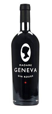 Madame Geneva Gin Rouge