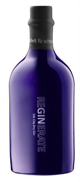 ReGINerate Silk City Dry Gin Balls Edition