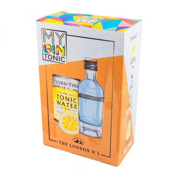 MGT London No.1 Gin & Tonic Set