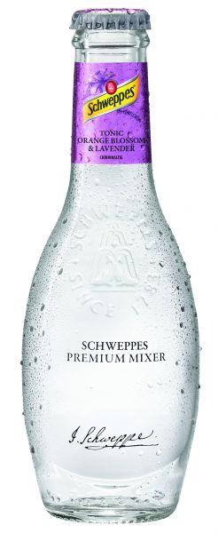 Schweppes Premium Orange Blossom & Lavendel